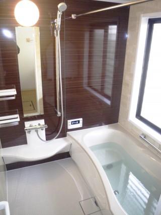 キッチン、浴室を新しく!
