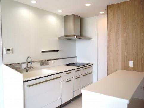 キッチンと内装のリフォーム