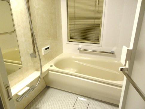 マンションの浴室リフォーム